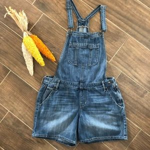 Overall Shorts Old Navy